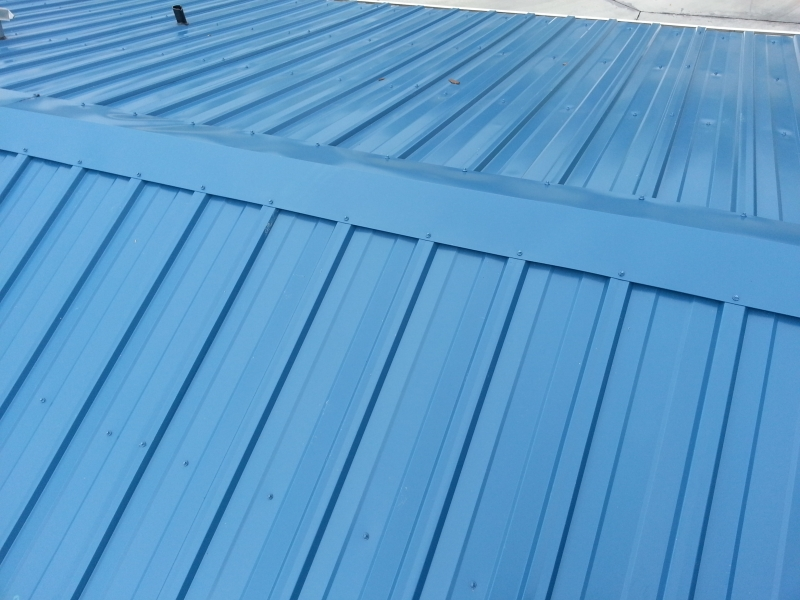 Corrugated Steel Panels Metal Roof