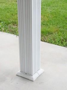 Aluminum, Fiberglass & PVC Columns
