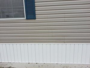 Trailer Skirting